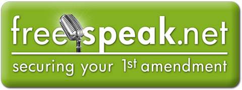 FreeSpeak.net ~ securing your 1st amendment