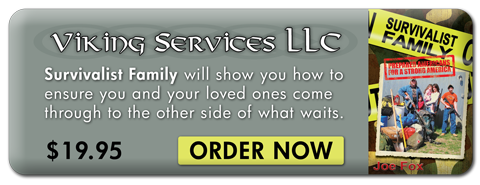 ORDER NOW... Survivalist Family will show you how to ensure you and your loved ones come through to the other side of what waits.